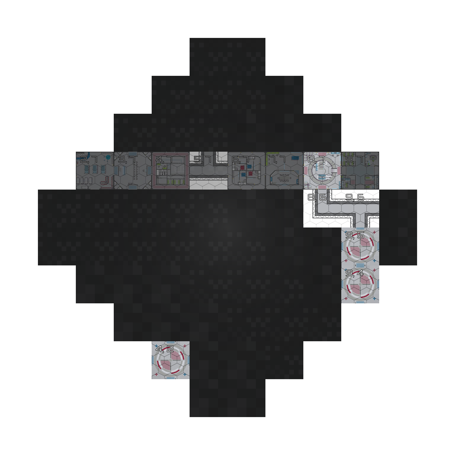 Space Station 1372693772 Small Standard Tiles