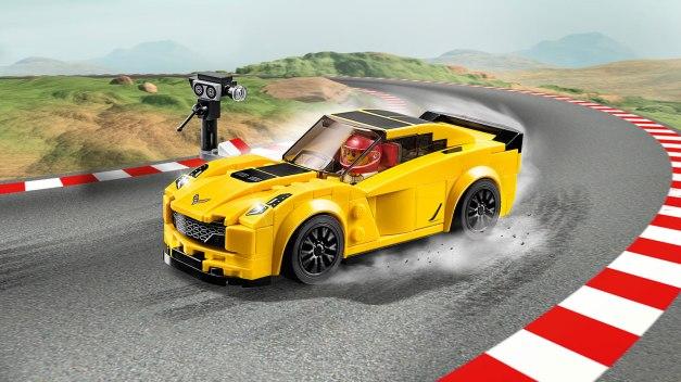 Lego Chevrolet Z06